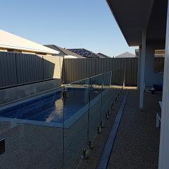 Glass Balustrade Pool Fencing
